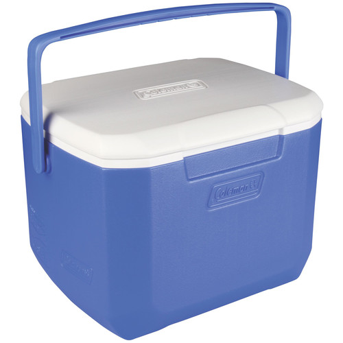 Coleman 16-Quart Excursion Cooler (Blue/White)