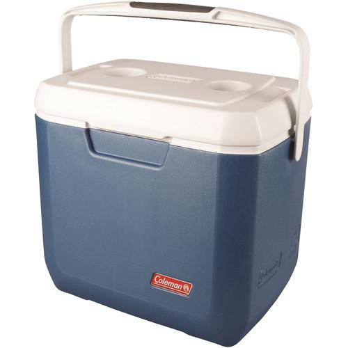 Coleman 28-Quart Xtreme Cooler (Blue/White)