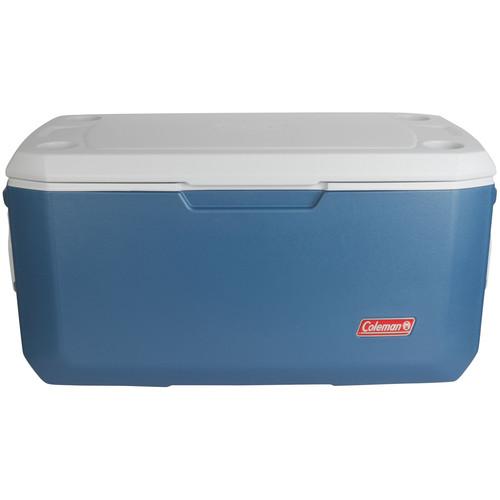 Coleman 120-Quart Xtreme 5 Cooler (Blue/White)