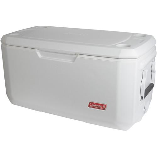 Coleman 120-Quart Xtreme 5 Marine Cooler (White)
