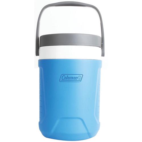 Coleman 1-Gallon Beverage Cooler (Blue/White)