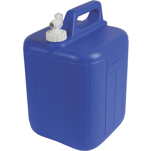 Coleman 5-Gallon Water Carrier (Blue)