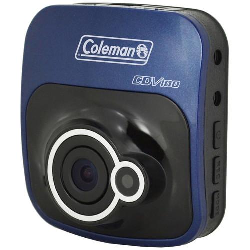 Coleman TourHD 12MP Dashboard Camcorder