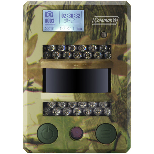 Coleman 8MP IR Motion Sensor HD Camera