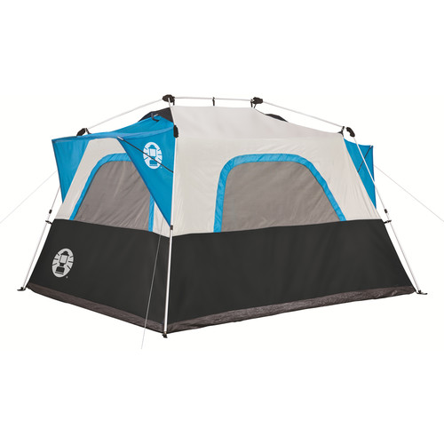 Coleman Instant 4-Person Cabin with Mini-Fly