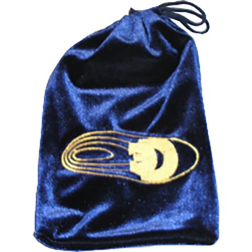 Coles Microphones Blue Velvet Bag 4038