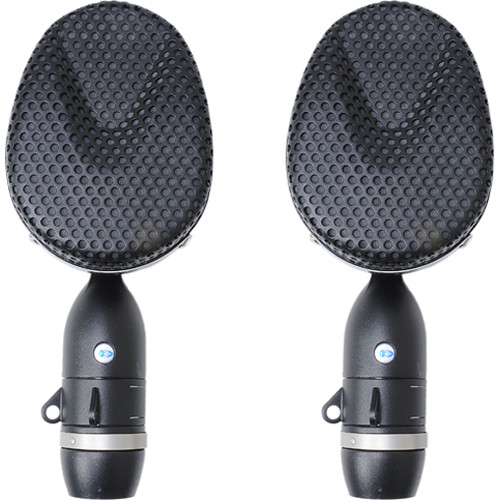 Coles Microphones 4038 Studio Ribbon Microphone with Rigid Mount (Matched Pair)