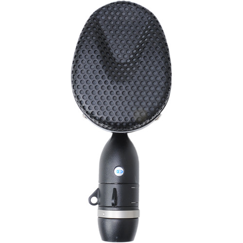 Coles Microphones 4038 Studio Ribbon Microphone with Rigid Mount (Single Microphone)