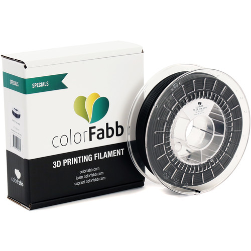 ColorFabb PA-CF Low Warp 2.85mm Filament (Black)