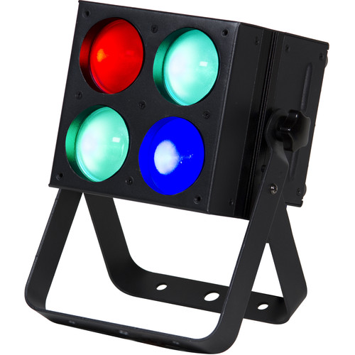 ColorKey StagePar COB TRI 4 RGB LED Light (Black)