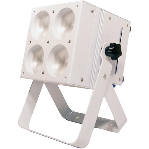 ColorKey StagePar COB TRI 4 RGB LED Light (White)
