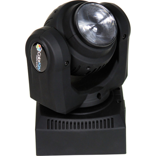 ColorKey Duo 24S - 24W Dual-Face RGBW LED Moving Head Beam