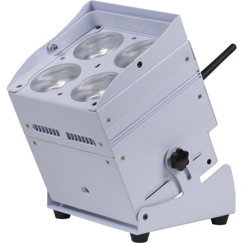 ColorKey MobilePar HEX 4 RGBAW+UV LED Light (White)