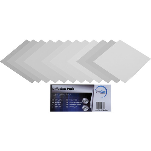 Pro Gel Diffusion Filter Pack - 12x12""