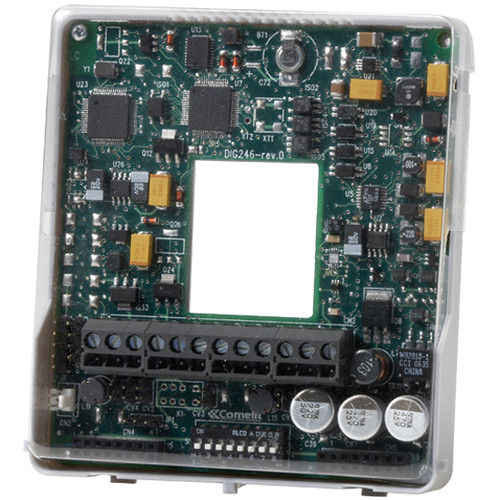 Comelit SBC Simplebus Color Security-System Bracket for Planux Monitor