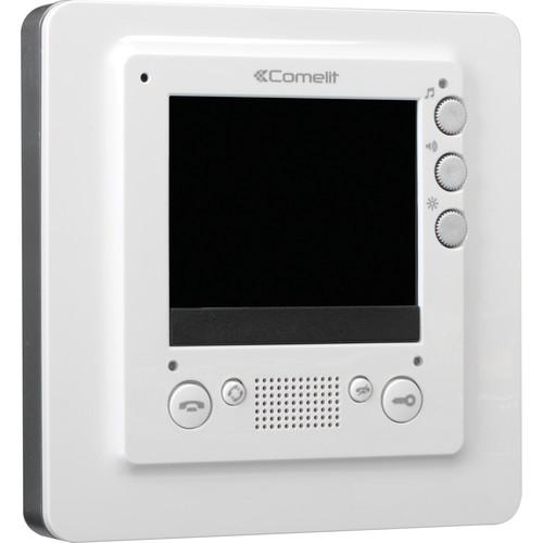 Comelit Hands-Free Color Expansion Video Monitor Inside Station