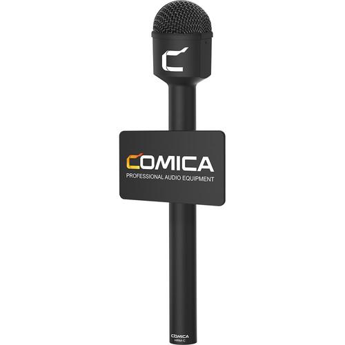 Comica Audio HRM-C Omnidirectional Handheld Reporter Microphone