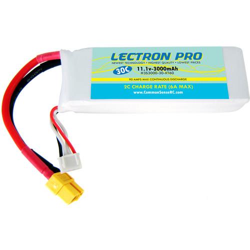 Common Sense RC Lectron Pro Flight Battery for DJI Phantom