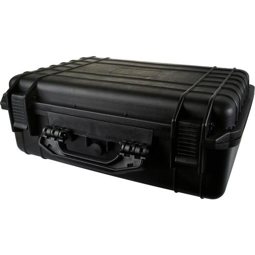Common Sense RC Premium Weatherproof Camera Case with Customizable Foam (Black)