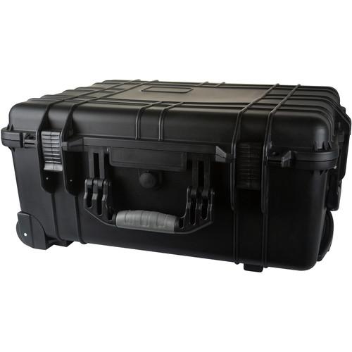 COMMON SENSE RC Premium Weatherproof Case for Drones / Equipment (Black)