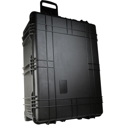 COMMON SENSE RC Premium Weatherproof Case for DJI Inspire Quadcopter (Black)