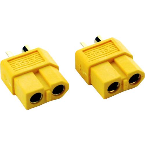 Common Sense RC XT60 Female Connector (2-Pack)