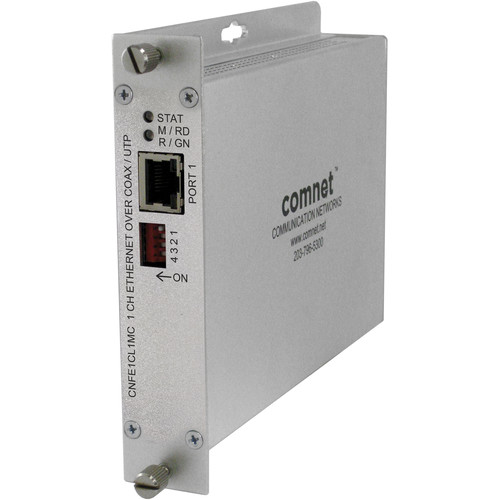 COMNET Ethernet over Twisted Pair/Coaxial Cable Modem (ComFit Size)