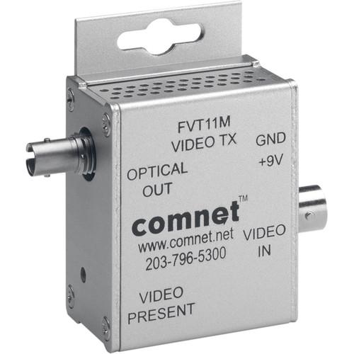 COMNET Multimode 850nm Mini Video Transmitter (Up to 2.5 mi)