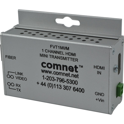 COMNET Single-Channel Mini HDMI Transmitter (Up to 3280')
