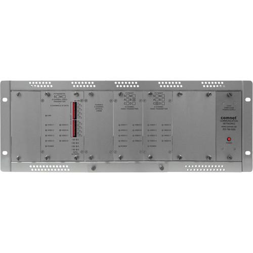 COMNET 24-Channel Digital Video Transmitter + 8-Channel Bidirectional Data Transceiver