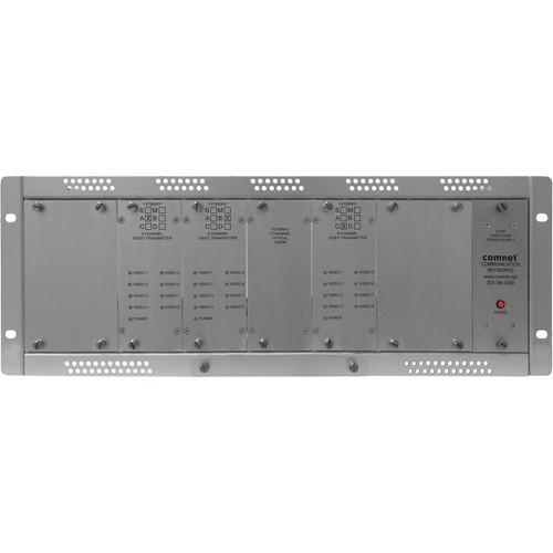 COMNET 24-Channel Single-Mode 10-Bit Digital Video Transmitter