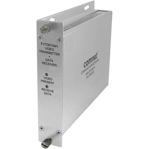 COMNET Analog Video/Serial Data Transmitter for Bosch VG4 Domes (Multimode, ST)