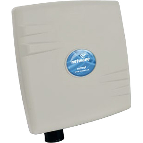 COMNET NetWave Mini Industrially Hardened Point-to-Multipoint Wireless Ethernet Link (North America)
