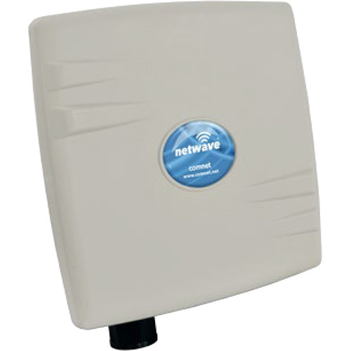 COMNET NetWave Mini Environmentally Hardened High Throughput Wireless Ethernet Device (North America)