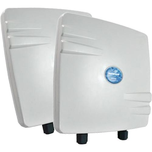 COMNET Environmentally Hardened High Throughput Wireless Ethernet Kit (FCC Certified)