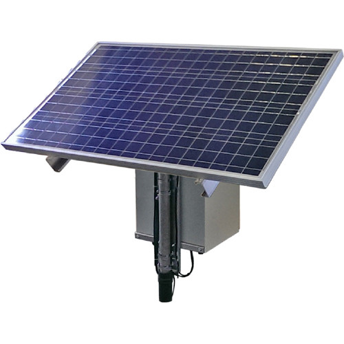 COMNET NetWave Solar Power Ethernet Kit for Remote Locations with 6 Hour Peak Sunlight (15W Continuous Power)