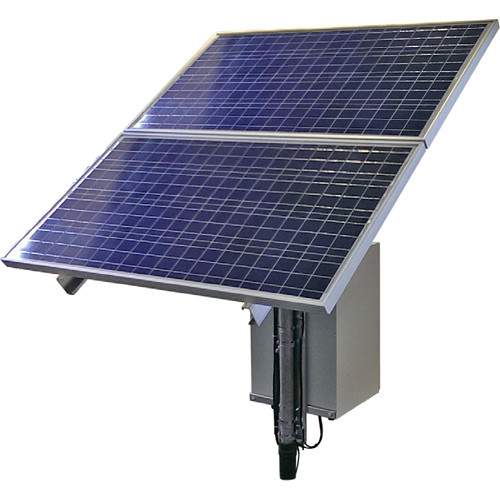 COMNET NetWave Solar Power Ethernet Kit for Remote Locations with 6 Hour Peak Sunlight (30W Continuous Power)