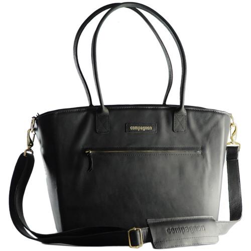 compagnon Unique Camera and Laptop Bag (Black)