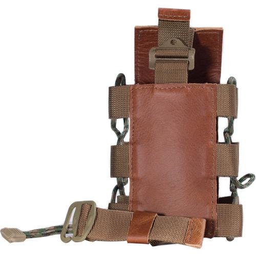 "compagnon ""The Tripod Quiver"" Leather Accessory Holder (Light Brown)"