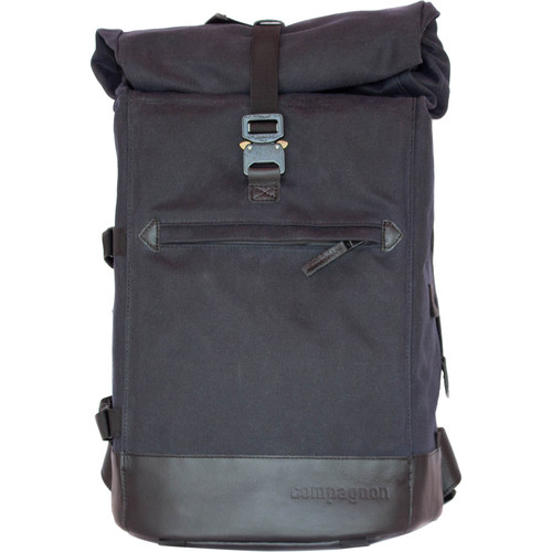 compagnon The Backpack for Camera & Laptop (Dark Blue & Black)