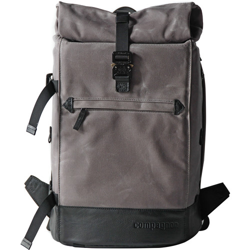 compagnon The Backpack for Camera & Laptop (Gray / Black)