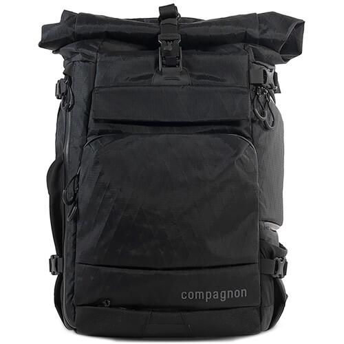 compagnon Element Camera Backpack (Volcano Black)