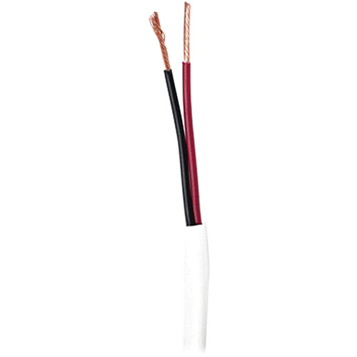 Comprehensive CAC-16-2/P-1000 2-Conductor 16 AWG Stranded Plenum Speaker Cable (1,000')