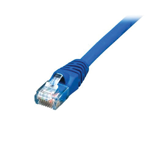 Comprehensive CAT6 550 MHz Snagless Patch Cable (14', Blue)