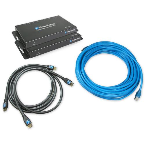 Comprehensive 4K 18G HDBT Bundle Connectivity Room Kit