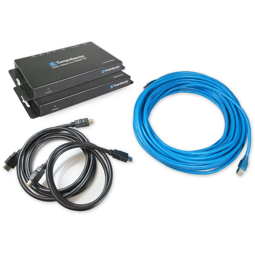 Comprehensive HDBaseT Bundle Connectivity Room Kit (Box To Box)