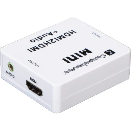 Comprehensive CP-HDA2N HDMI to HDMI and Audio De-Embedder
