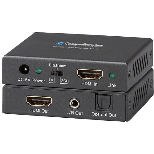 Comprehensive 4K HDMI Audio Extractor