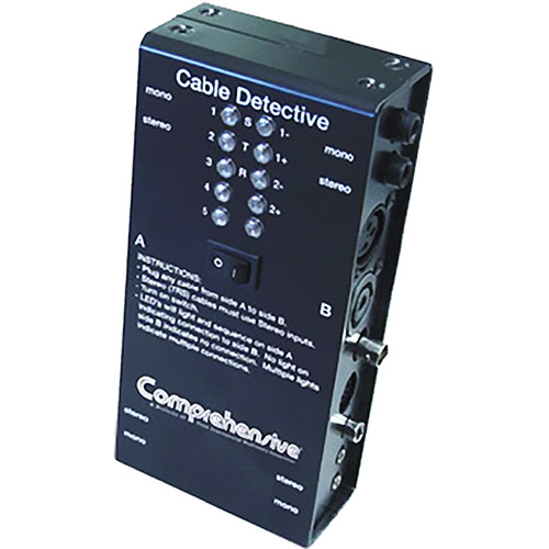 Comprehensive CPS-CA77 Cable Tester
