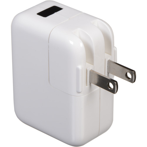 Comprehensive Dual USB Wall Charger (White)